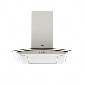 Zanussi ZHC6234X Stainless/Glass 60cm cooker hood